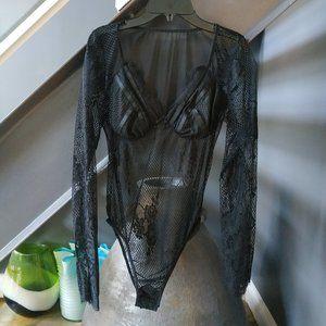 Tops - Lace Bodysuit BNWT
